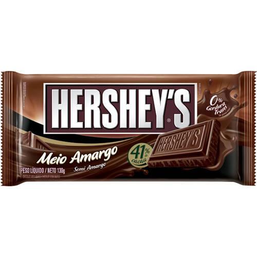 Onde comprar Barra de Chocolate Meio Amargo 130g - Hershey