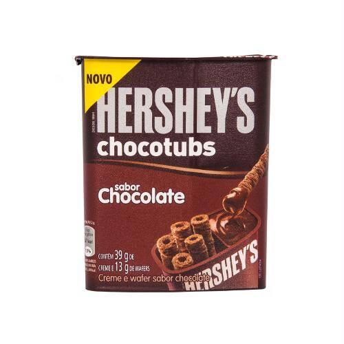 Onde comprar Chocotubs Chocolate 52g - Hershey