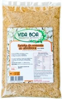 Onde comprar Vida Boa  Farinha De Semabobora Sem Casca 150g