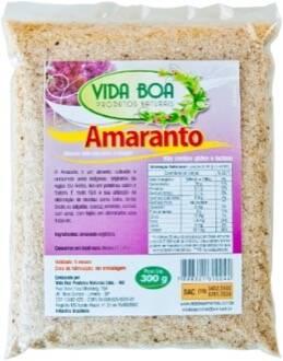 Onde comprar Amaranto em Flocos 250g - Vida Boa