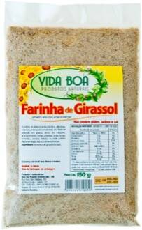 Onde comprar Farinha Girassol 150g - Vida Boa