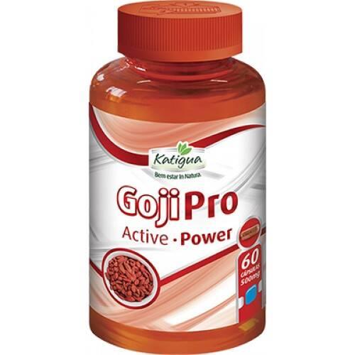 Onde comprar Goji Pro 60 capsula 500mg - Katiguá