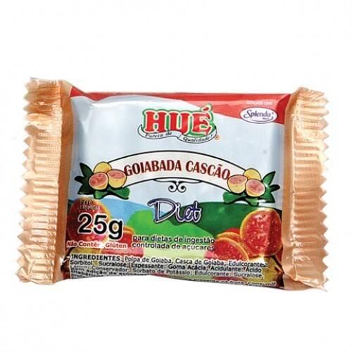 Onde comprar Goiabada Cascão Diet 25g - Hue