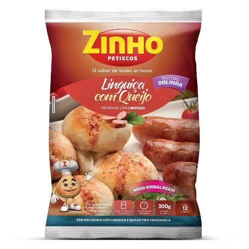 Onde comprar Pao Alho Zinho Ling/qj 300gr