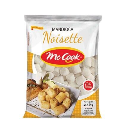Onde comprar Mandioca Noisette Mc Cook Congelada 2,5kg