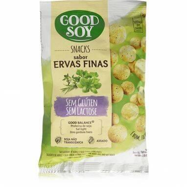 Onde comprar Snack Ervas Finas Sem Gluten e Sem Lactose - GoodSoy