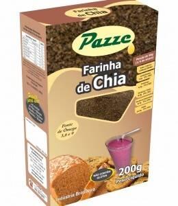 Onde comprar Pazze Farinha de Chia 200g